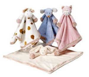 Teddykompaniet knuffeldoekjes